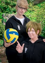Cosplay-Cover: Yamaguchi