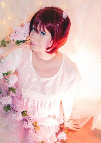 Cosplay-Cover: Ruby Kurosawa (Wedding)