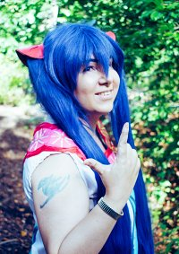 Cosplay-Cover: Wendy Marvell [Dragon Cry]