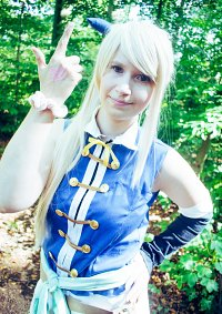 Cosplay-Cover: Lucy Heartfilia (Final Arc)