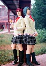 Cosplay-Cover: Sayaka Miki