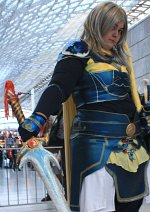 Cosplay-Cover: Warrior of Light [Dissidia]