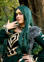 Cosplay-Cover: Sage Rigel