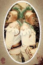 Cosplay-Cover: Omega - Royal Pegasus Guard