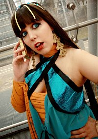 Cosplay-Cover: Cleo de Nile