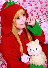 Cosplay-Cover: Toshino Kyôko [Tomato!]