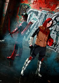 Cosplay-Cover: Jason Todd [Red Hood/Arsenal]