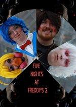 Cosplay-Cover: Toy Freddy - FNAF 2