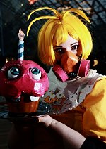 Cosplay-Cover: Toy Chica - FNAF2
