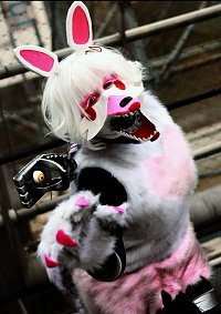 Cosplay-Cover: Mangle [F.N.A.F 2]