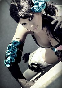 Cosplay-Cover: Zafina [Butterfly]