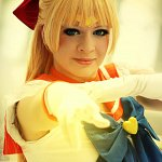 Cosplay: Super Sailor Venus
