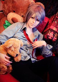 Cosplay-Cover: Usami Akihiko