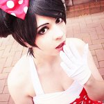 Cosplay: Minnie Mouse