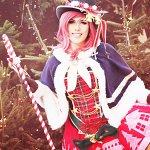 Cosplay: Maki Nishikino - Christmas