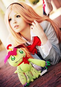 Cosplay-Cover: Mimi Tachikawa - Digimon Tri