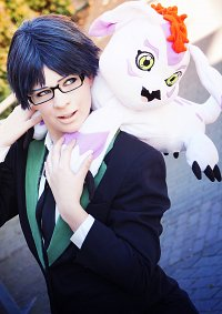 Cosplay-Cover: Joe Kido - Digimon Tri