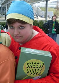 Cosplay-Cover: Eric Cartman
