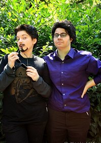 Cosplay-Cover: Bruce Banner