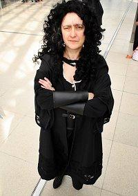 Cosplay-Cover: Bellatrix Lestrange alias Hermine Granger
