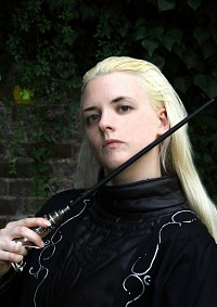 Cosplay-Cover: Lucius Malfoy (Lederversion)