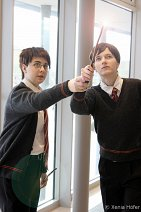 Cosplay-Cover: Neville Longbottom [Order of the Phoenix]