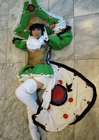 Cosplay-Cover: Empress Augusta Vradica