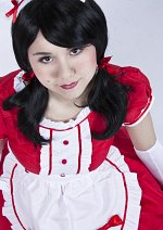 Cosplay-Cover: Red Maid
