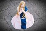 Cosplay-Cover: Zelda [Wind Waker Concept Art]