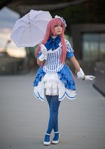 Cosplay-Cover: Luka Megurine [Project Diva - Fräulein Luka]