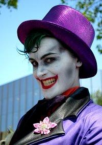 Cosplay-Cover: Joker (Ballversion)