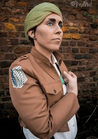 Cosplay-Cover: Erwin Smith [Survey Corps Commander]