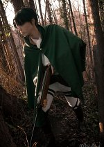 Cosplay-Cover: Levi ❦ SurveyCorps