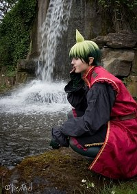 Cosplay-Cover: Amaimon {Prince of Gehenna}