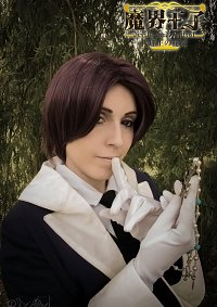 Cosplay-Cover: Kevin Cecil [Butler]