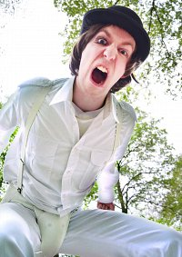Cosplay-Cover: Alex (Clockwork Orange)