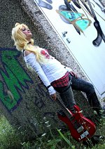 Cosplay-Cover: Anarchy Panty [D. City Rock]