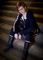 Cosplay-Cover: Commander Jane Shepard [Casual] [Mass Effect 3]