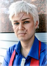 Cosplay-Cover: Casual!Soldier76