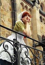 Cosplay-Cover: Chibitalia ( Green Dress )