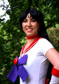 Cosplay-Cover: Sailor Mars [Star Power]