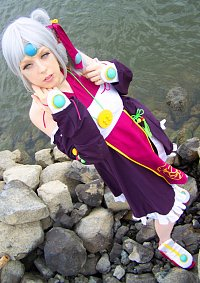 Cosplay-Cover: Eve [Kimono-Version]