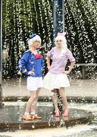Cosplay-Cover: Donald Duck [Gijinka]