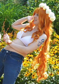 Cosplay-Cover: Nami (DanBato - Jeans Freak)