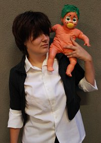Cosplay-Cover: Oga Tatsumi