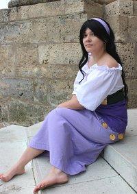 Cosplay-Cover: La Esmeralda