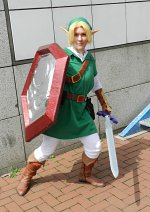 Cosplay-Cover: Link (Ocarina of Time)