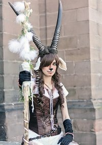 Cosplay-Cover: Antilope [Human]