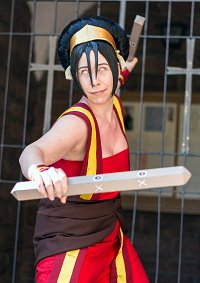 Cosplay-Cover: Toph Bei Fong [Firenation]