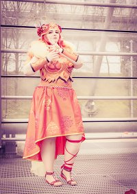 "Cosplay-Cover: Flamara [Thema: ""Fire Fighter""]"